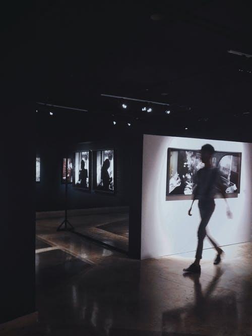 Патот до галеријата