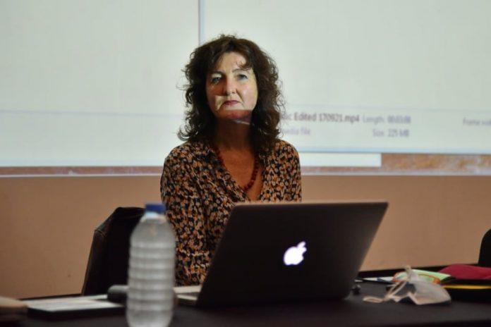 Џослин Пук во Битола зборуваше за филмската музика и соработката со Кјубрик