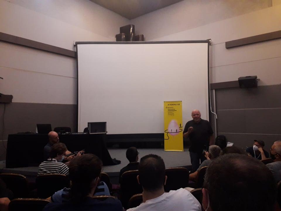 Работилница за филмско осветлување со Кристијан Бергер, лауреатот на Камера 300 за животно дело